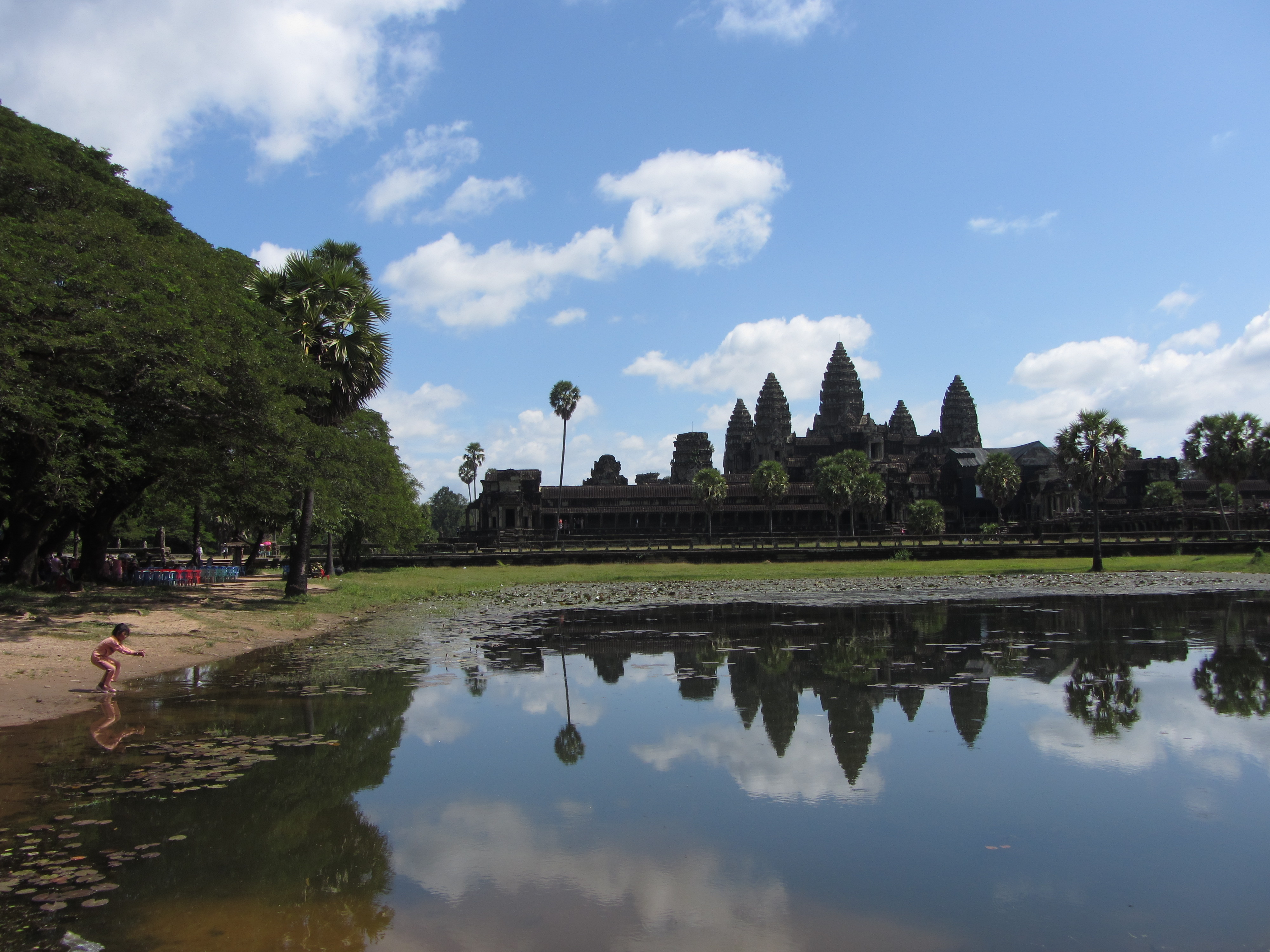 Click here for pictures of Cambodia.