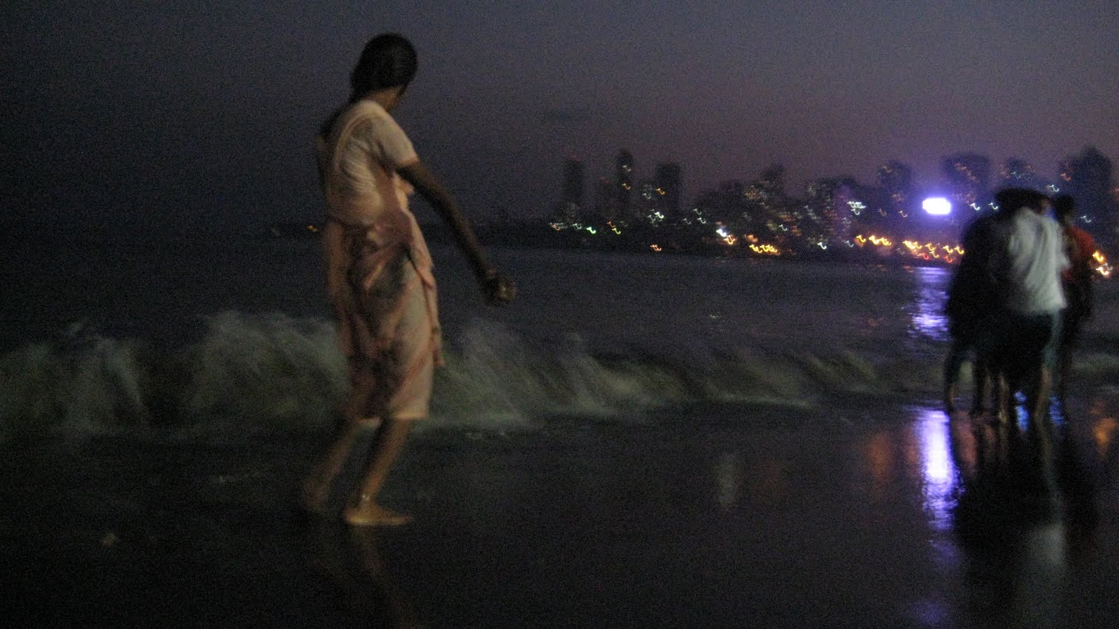 Click here for pictures of Mumbai.