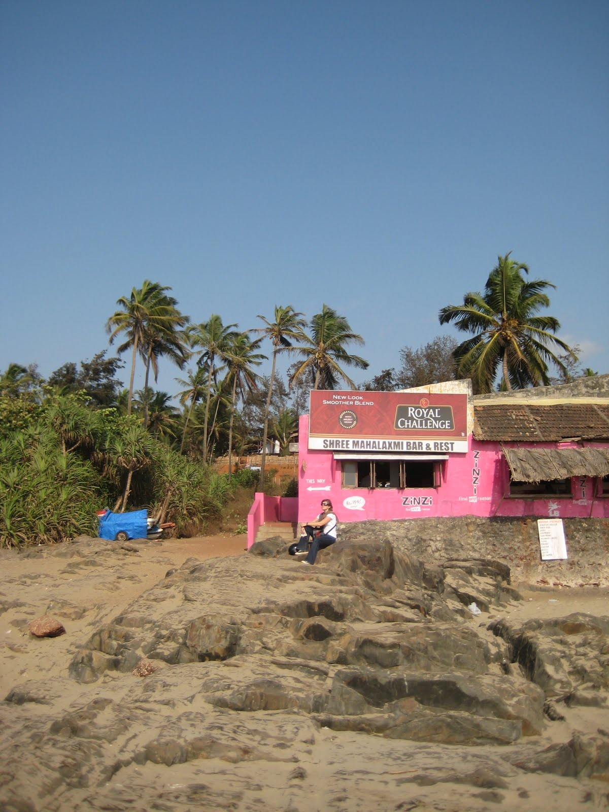 Click here for pictures of Goa.