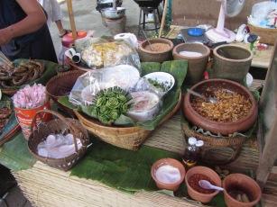 Nap street stalls