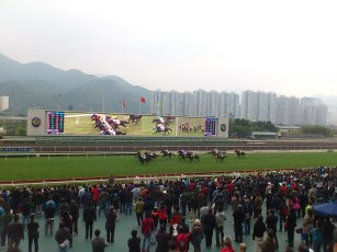 Sha Tin Racecourse