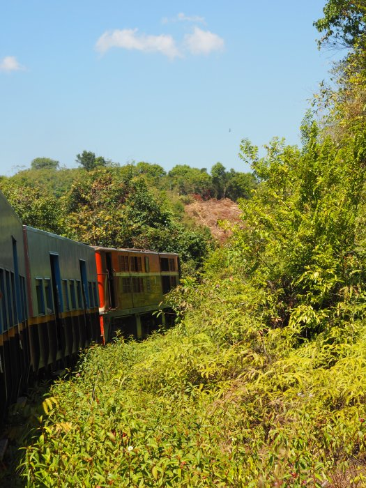Memorable train rides