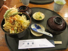 Japanese food in Yangon