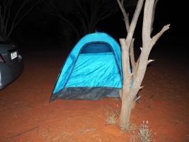 Tent - Uluru