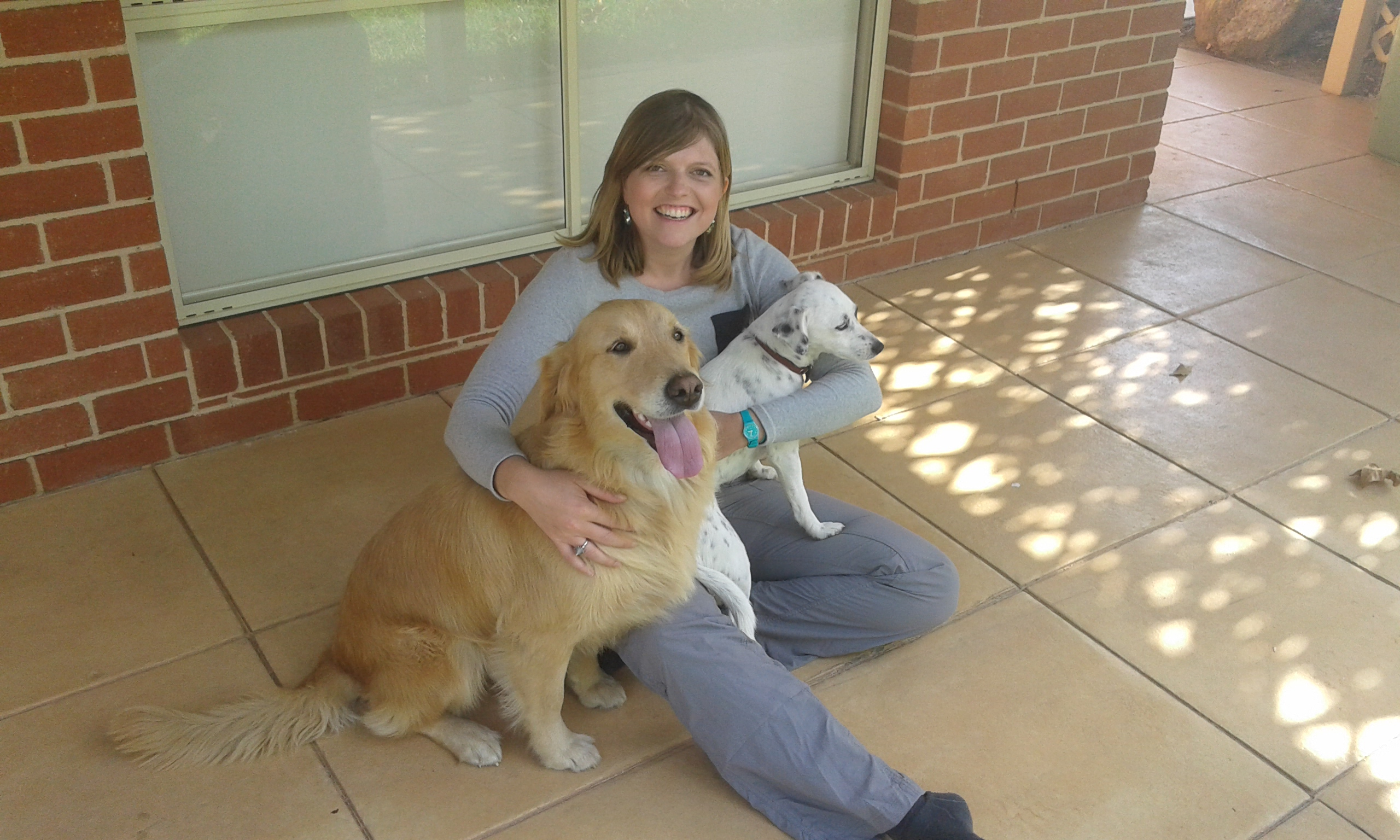 Click here for pictures of our housesit & Victoria High Country