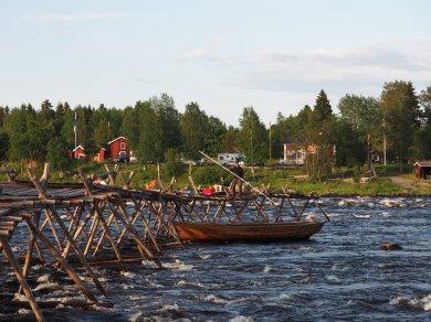 Kukkaloforsen Fishermen