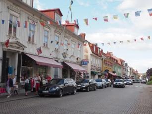 Gränna candy town