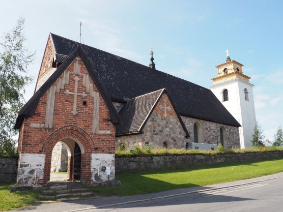 Gammelstad Church