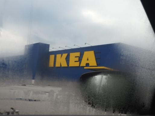 IKEA campsite