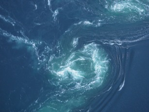 Saltstraumen whirlpool