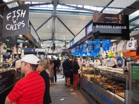 Torvehallerne food market, Copenhagen