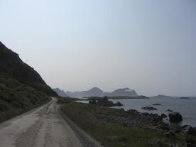 Nyksund road